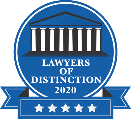 LaRue Williams is a Lawyer of Distinction