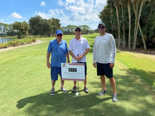 KVP Helps sponsor Gator Club Golf Tournament