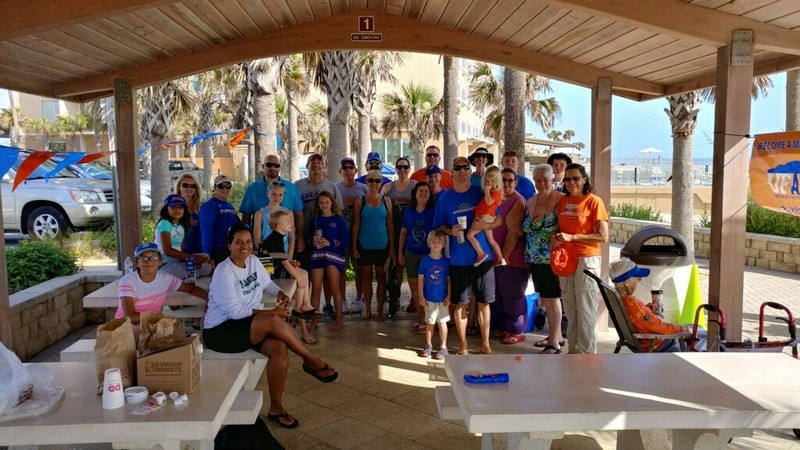 KVP Helps Sponsor And Participates In Local Beach Cleanup